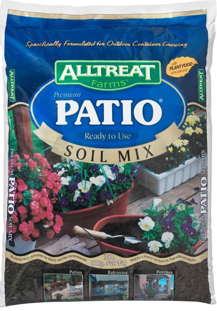 AT Patio Soil Mix 30L #40020