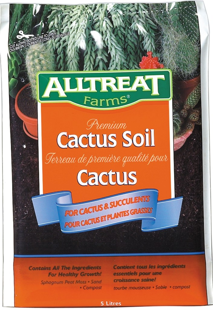 AT Prem. Cactus Soil 5L #10076