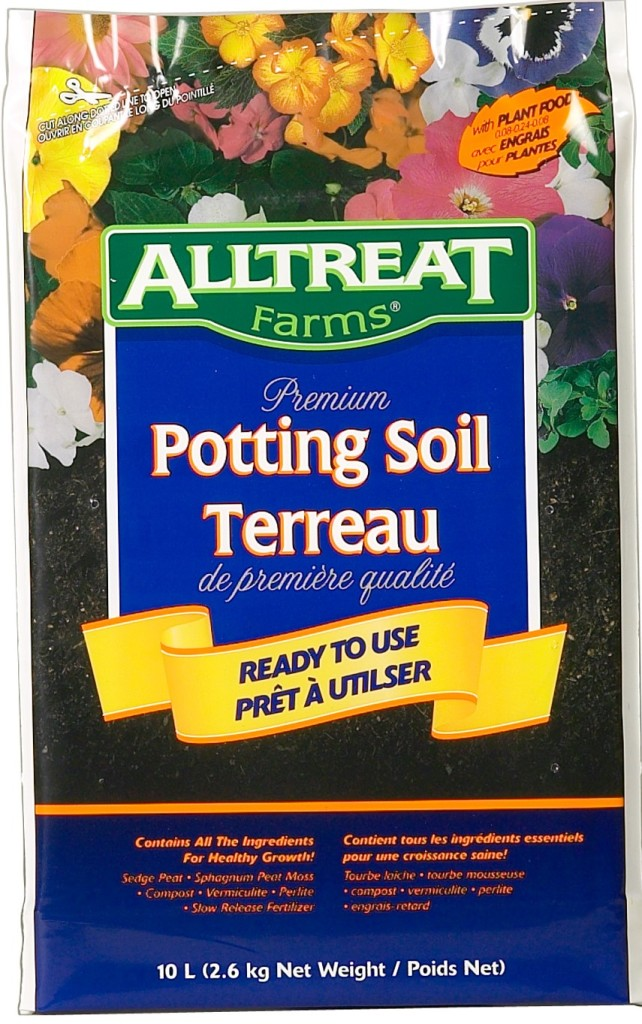 AT Prem. Potting Soil 10L #10071