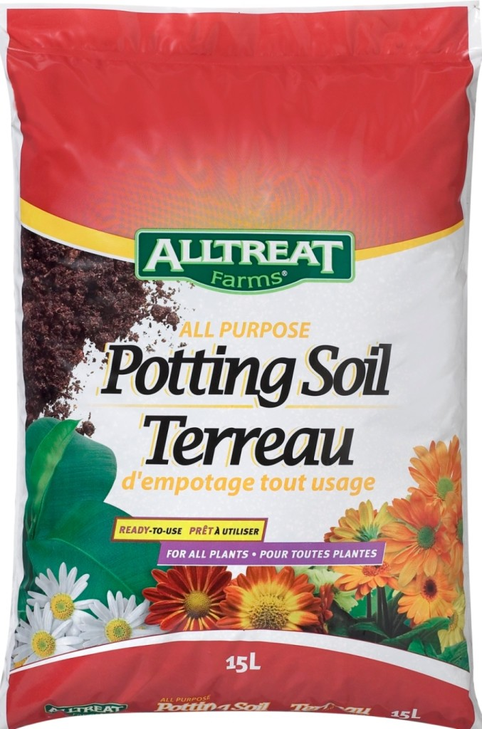 AT Potting Soil 15L (Walmart) #20001