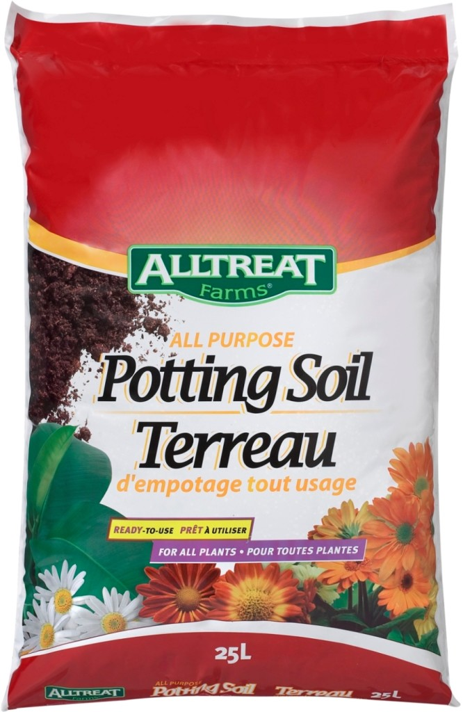 AT Potting Soil 25L #20028(G)