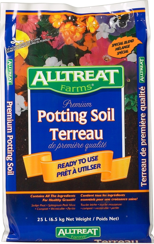 AT Prem. Potting Soil 25L #10073S